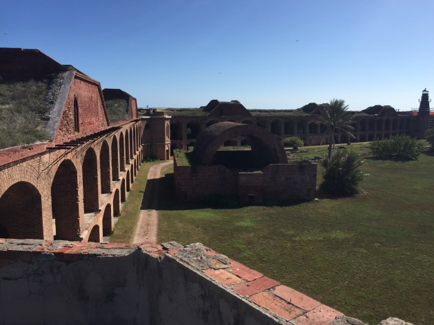 Fort Jefferson (c) ABR 2016