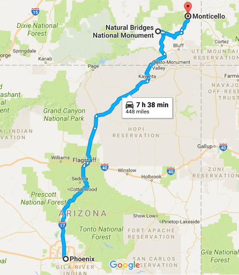 Utah Mighty 5 Roadtrip Nightborn Travel
