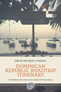 dominican republic itinerary, dominican republic roadtrip, dominican republic hiking