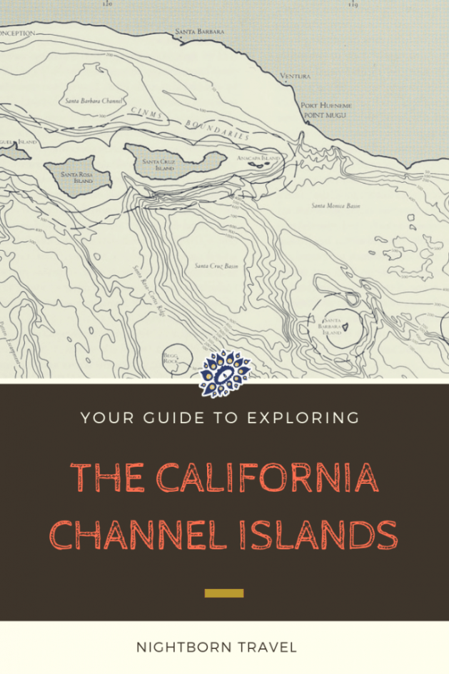 california channel islands
