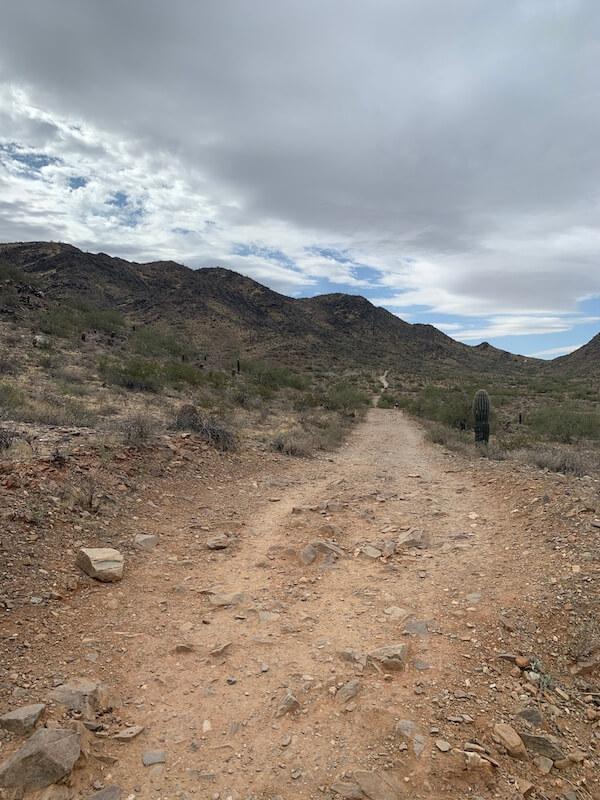 short hikes in phoenix