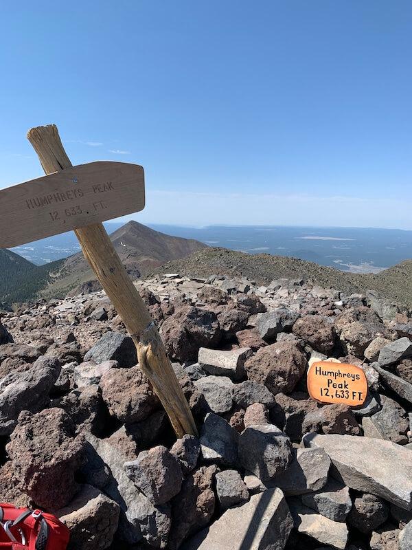 Mt. Humphreys Trail