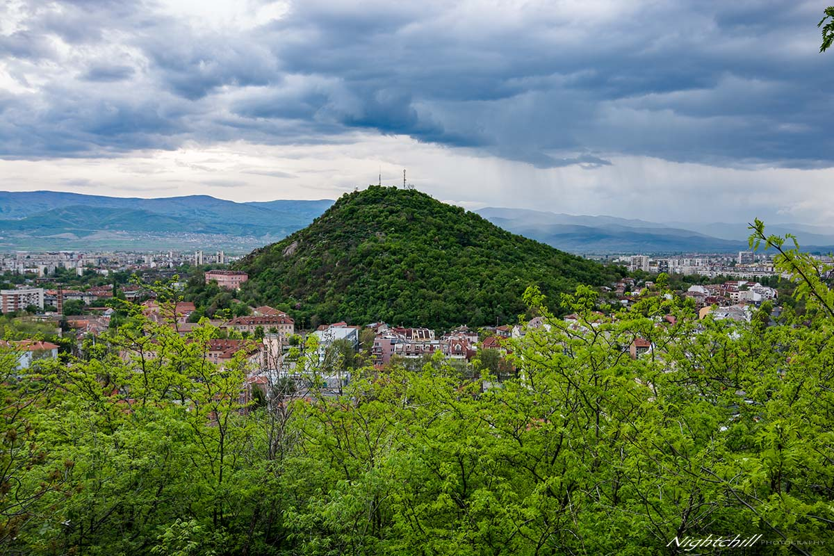 Градска фотография Пловдив - Пейзажи