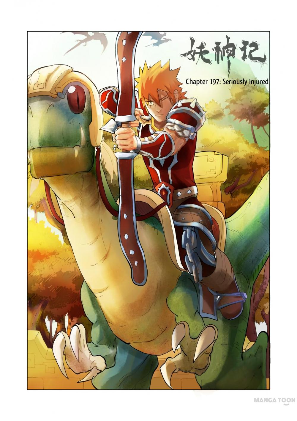 Komik Tales Of Demons And Gods Sub Indo : komik, tales, demons, Tales, Demons, Original, English, Version, Chapter, Night, Comic