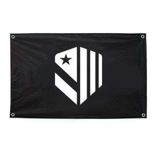 Nightenjin Shield Flag