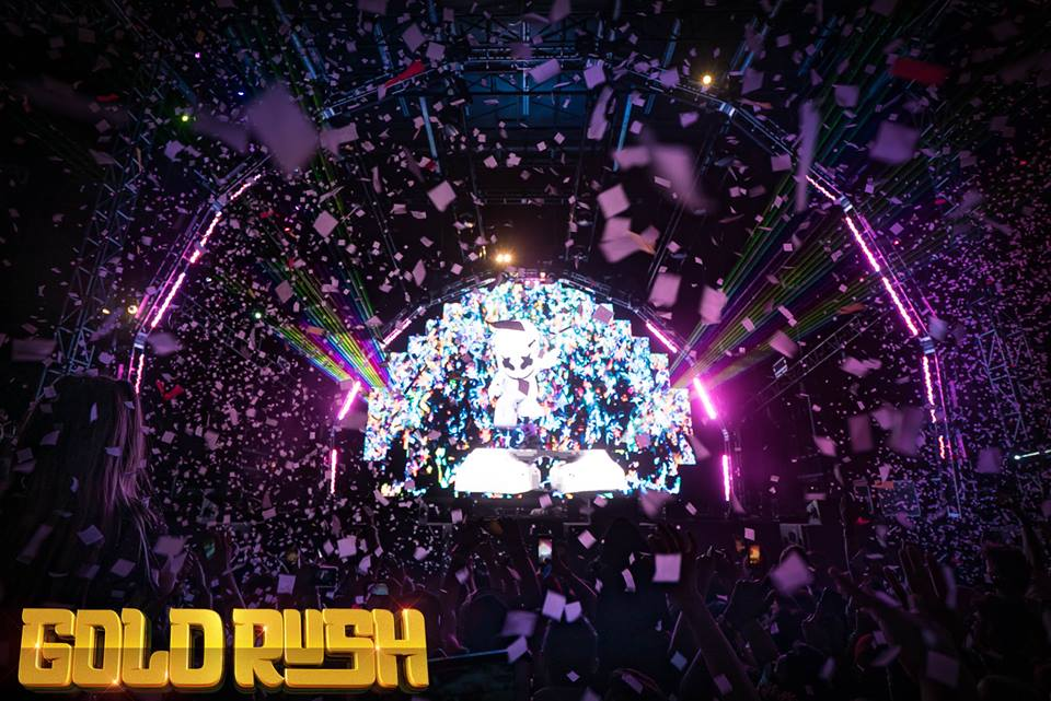 Goldrush Music Festival 2018