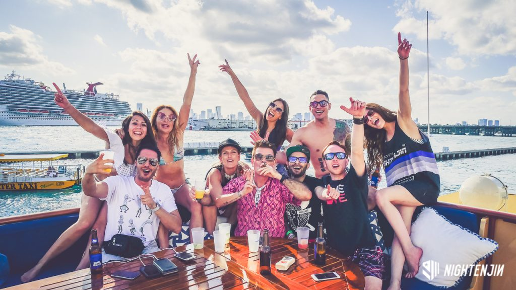 MMW 18: Yacht Party