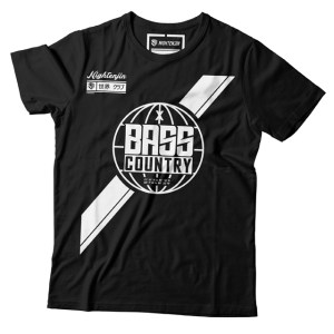 Bass Country Collab Tee
