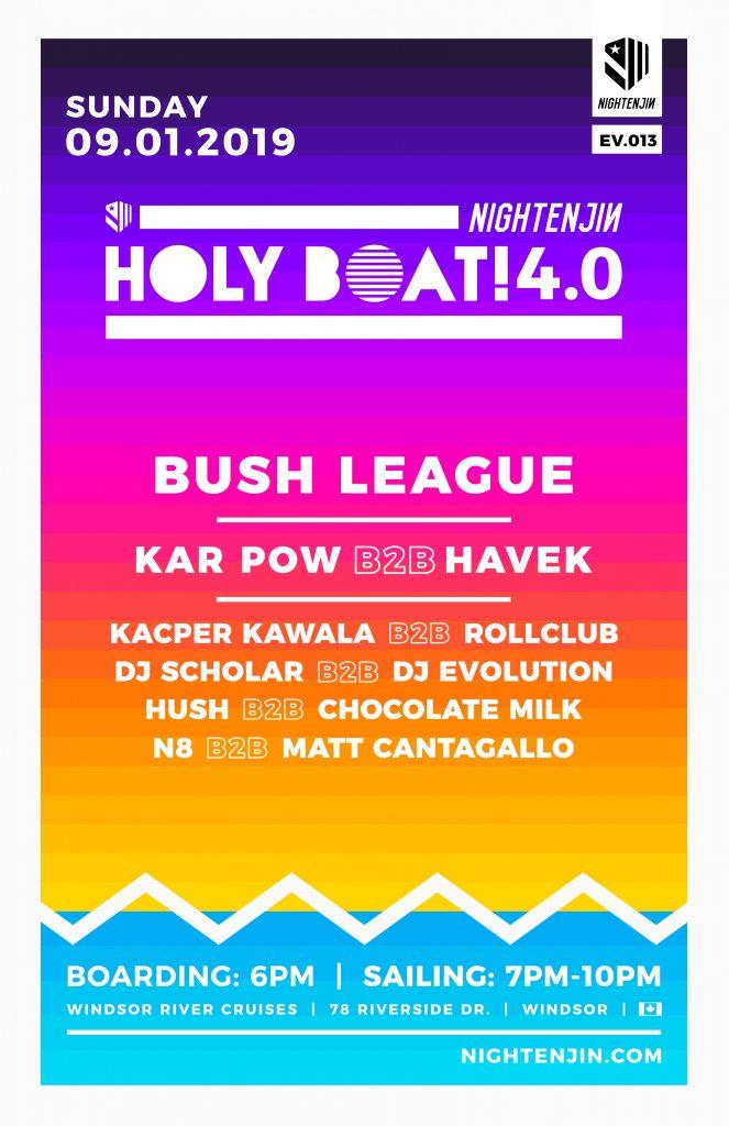Holy Boat! 4.0