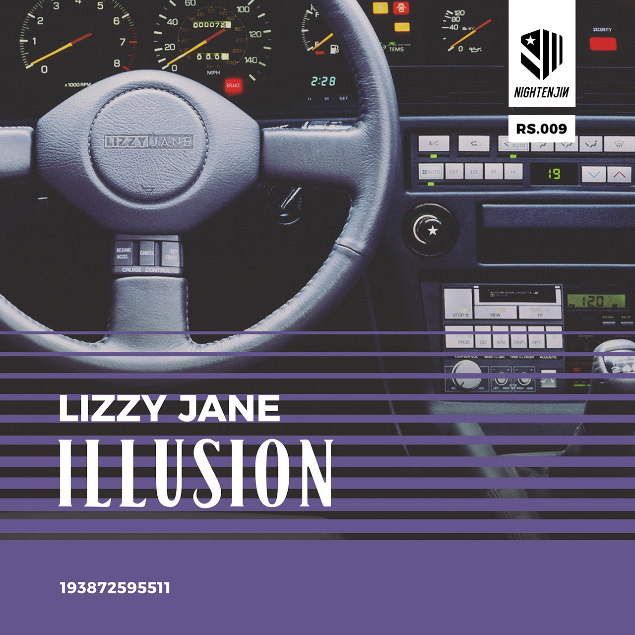 Lizzy Jane - Illusion