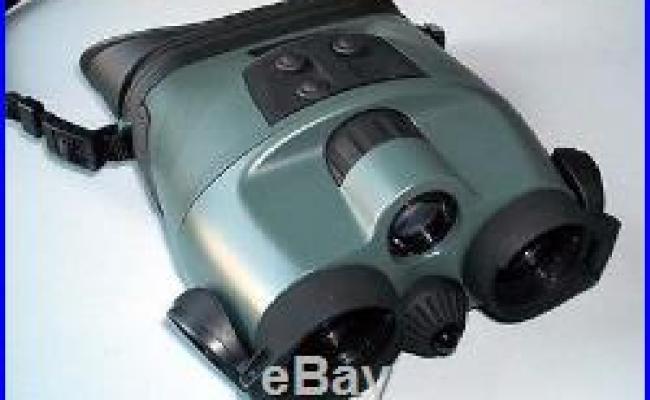 Yukon Optic Nvb Tracker Pro 2 24 Night Vision Binocular