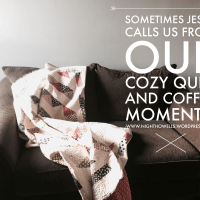 When He Calls Us Out Of Comfy | A Risky Prayer