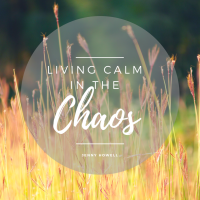 Living Calm in the Chaos + Keeping Our Cool