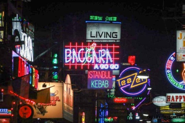 Go-Go Bars Pattaya Nightlife