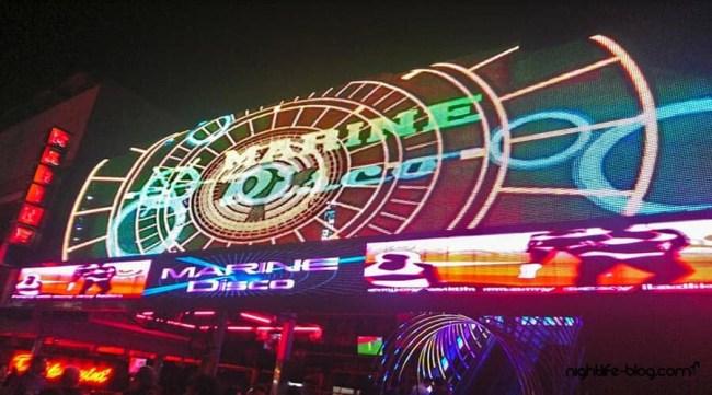 Night-Clubs Pattaya