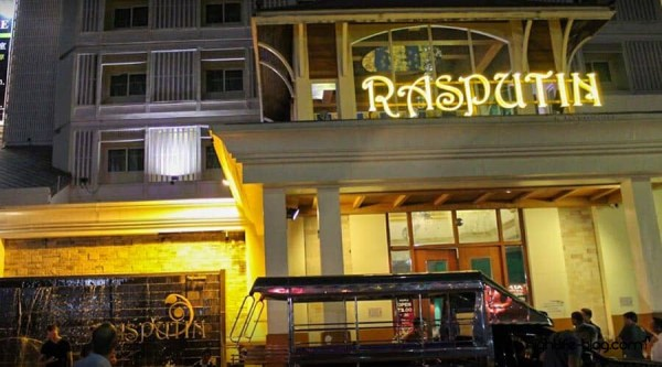 Sex Massage Parlor Rasputin Pattaya