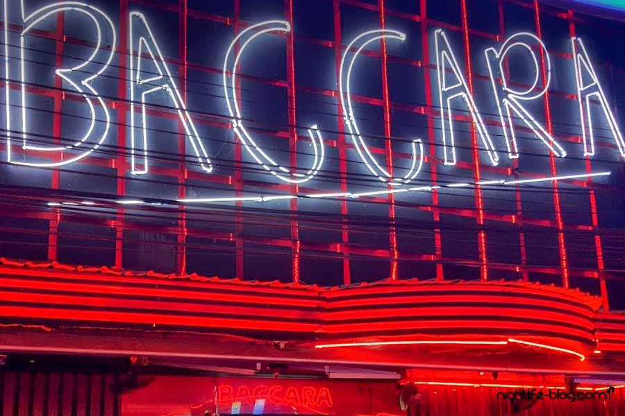 Baccara Soi Cowboy Bangkok