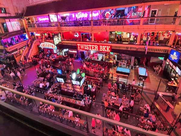 Bangkok Nightlife im Rotlichtviertel