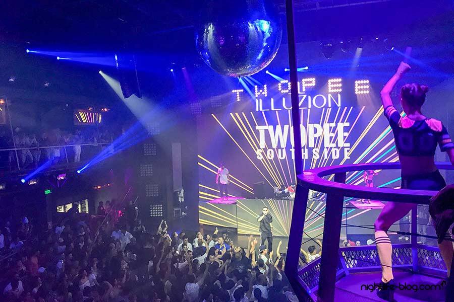 Illuzion Disco und Night-Club Phuket Patong