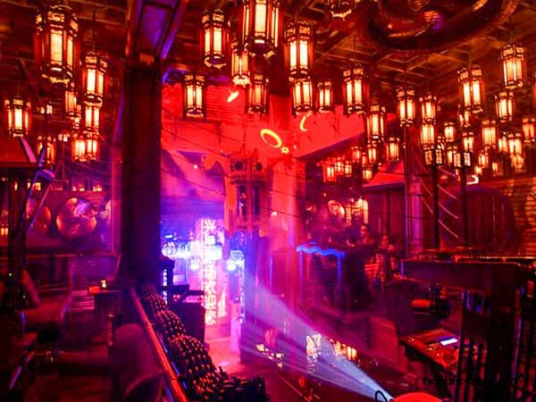 Sing Sing Disco Theater Bangkok
