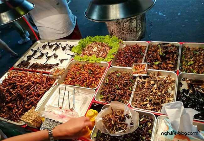 Night Market Bangkok Khaosan
