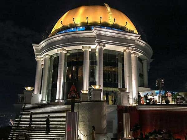 Sky Bars Bangkok