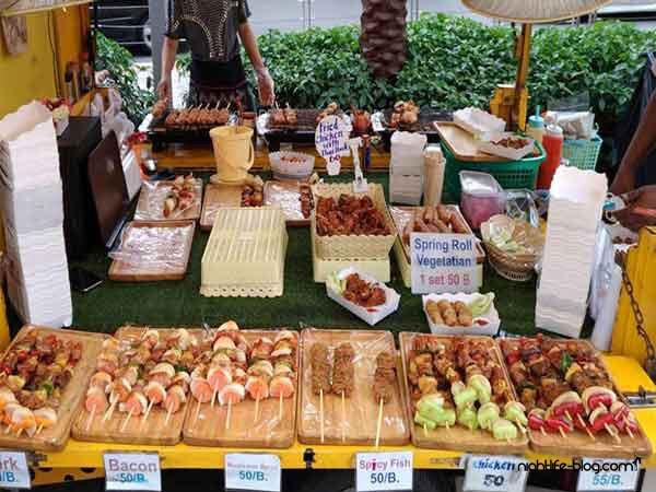 Streed Food Bangkok