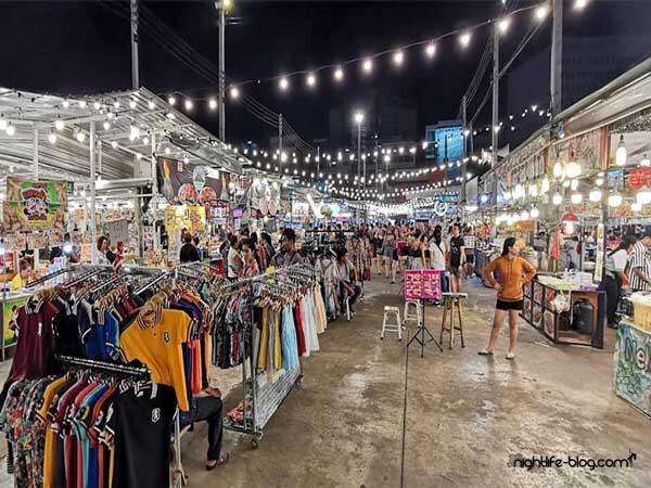 Talad Neon Night Market