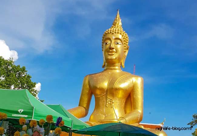 Wat Phra Yai Buddha