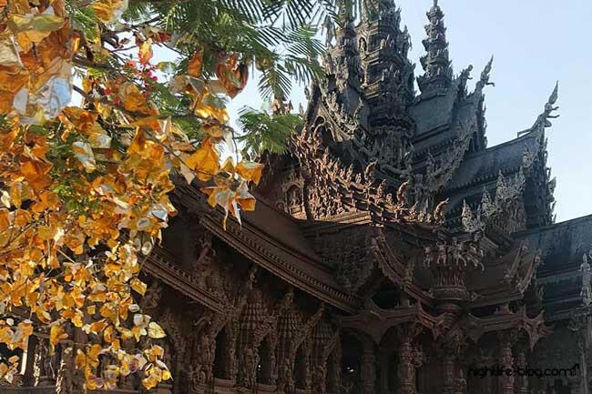 Holztempel Pattaya Sanctuary of Truth