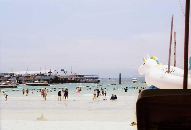 Ko Lan Insel Strände