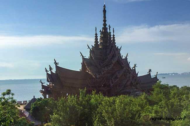 Sanctuary of Truth Pattaya