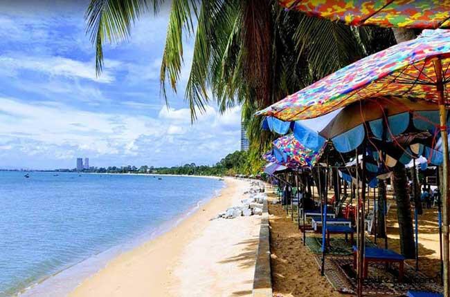 Strand Pattaya Jomtien