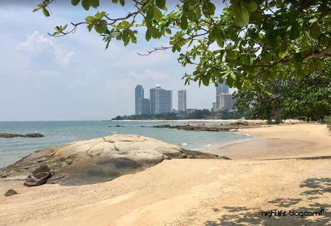 Wong Amat Strand