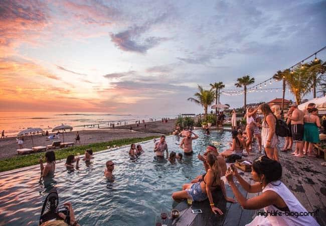 Nachtleben Bali Canggu