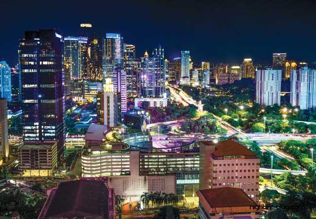 Nachtleben Jakarta Rooftop Bars
