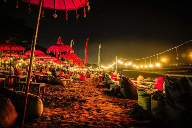 Nightlife Denpasar