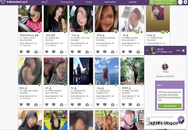 Rencontre Indonésie - Site de rencontre gratuit Indonésie