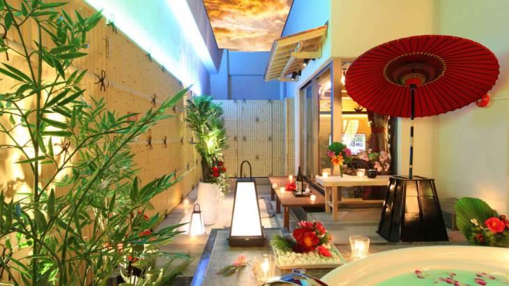 横浜デートでおすすめのラブホテルは「GRASSINO」!その理由とは?