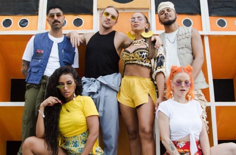 Major Lazer & Anitta 'Make It Hot' In New Music Video for