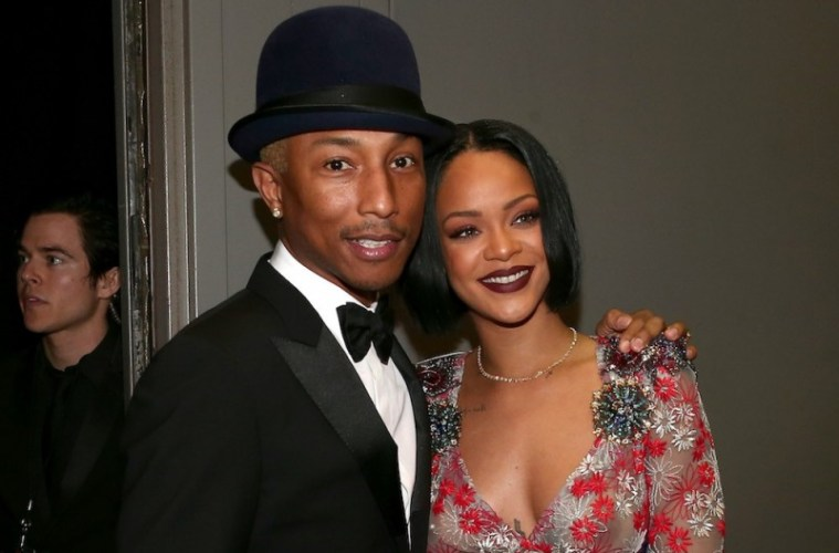 Pharrell and Rihanna Featured Image