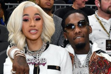Cardi B and Offset Featured image