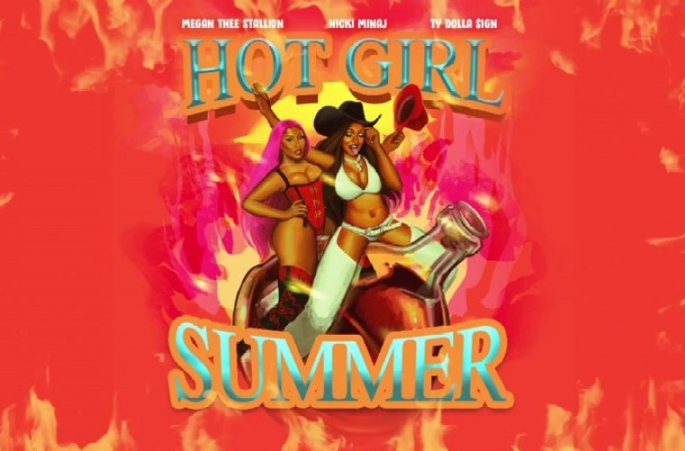Megan Thee Stallion Hot Girl Summer