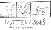 Mutter Oskar, part of the Well Did You Evah team