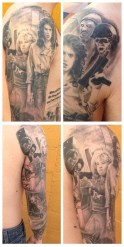 Kendal Vader Tattoo art5