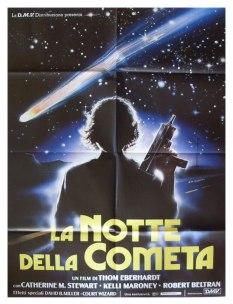Italian Video Release Poster 100x140cm