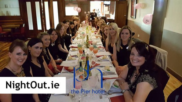 the pier hotel hen parties
