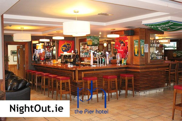 the pier hotel limerick night out