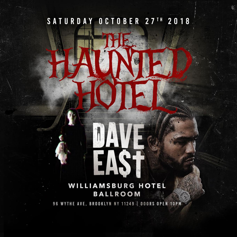 Haunted Hotel Halloween Party Williamsburg