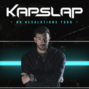 Kap Slap at Create Nightclub
